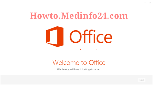 Download Microsoft Office 2013 Offline