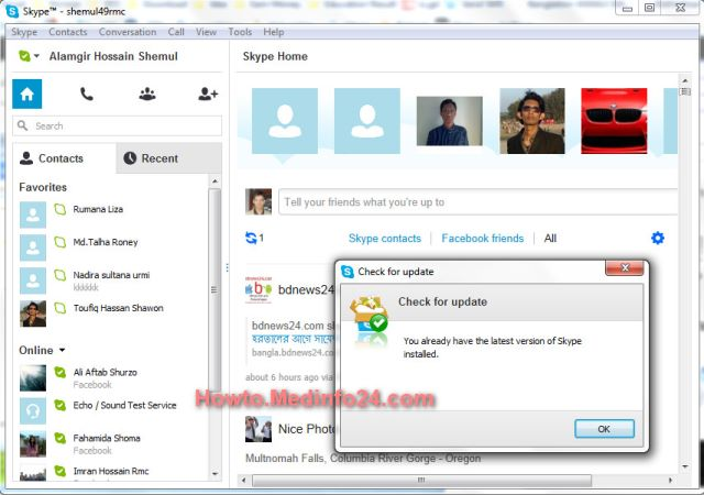 Download Skype 6.3.73.105 Final Standalone Offline Installer