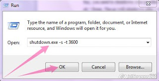 How to Auto Shutdown your Computer After a Specific Time Without Software