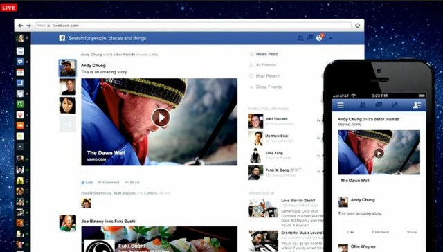 How To Get New Facebook News Feed Right Now