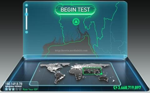 How To Test Internet Network Speed