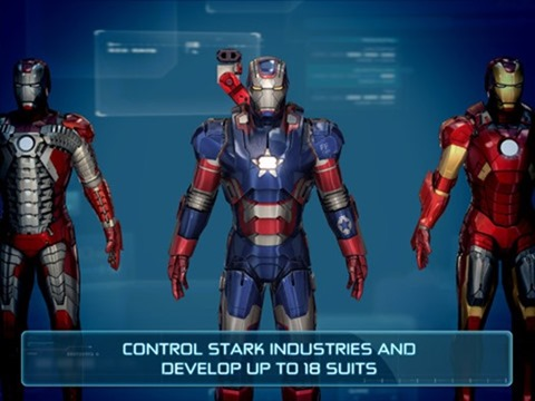 Free Download Gameloft Iron Man 3 For iOS And AndroidFree Download Gameloft Iron Man 3 For iOS And Android