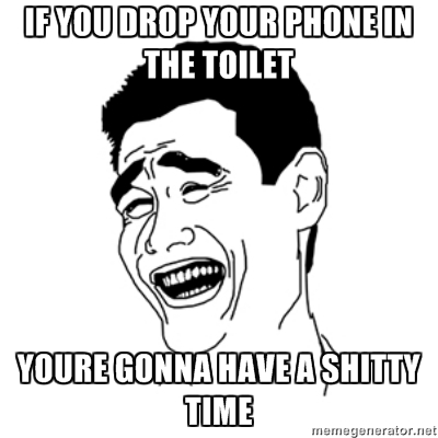 What To Do When You Drop Your Phone In Toilet