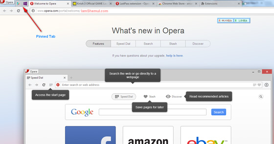 Opera 17 Final Stable Version Download