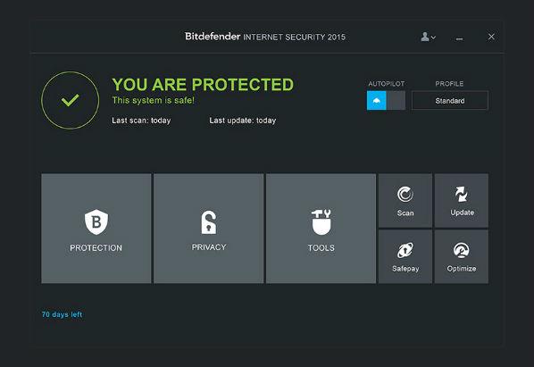 Download Bitdefender Antivirus 2015 Offline Installer Links