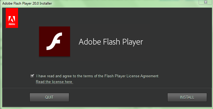 Download Adobe Flash Player 20 Offline for Internet Explorer and Others