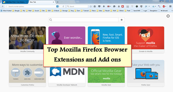 Top-Mozilla-Firefox-Browser-Extensions-and-Add-ons