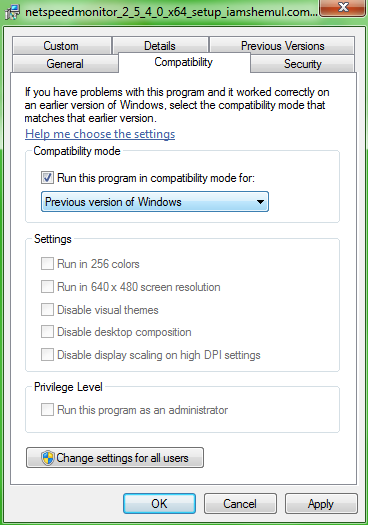 How to Install Net Speed Monitor on Windows 8