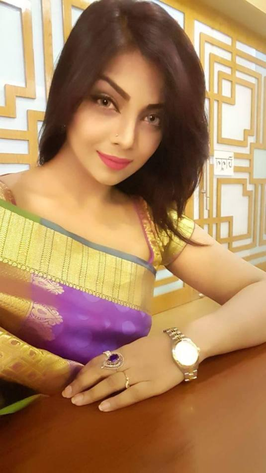 Bangladeshi Beautiful News Presenter Safina Ahmed Tory Photos (21)