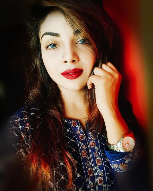 Bangladeshi Beautiful News Presenter Safina Ahmed Tory Photos (29)
