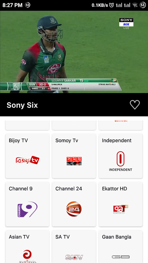 Watch Live TV Sports News Movie in Android App No Ads (1)
